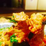 丸源ラーメン - お肉にも味が染みてますょ~‼︎