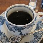 茶房 珈路 - 茶房 珈路:インドネシア産のコーヒー