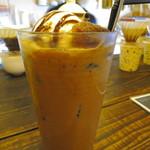 チャタンコーヒー カフェストリート - フローズンカフェモカ