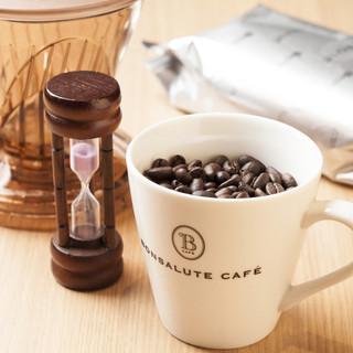 こだわりのトラジャコーヒー