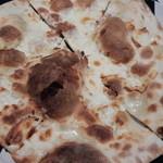 Trattoria La Padella - 4種のチーズピッツァ