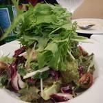 Trattoria La Padella - 季節の野菜サラダ(大)
