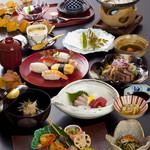 泉樹庵 - 宴会飲み放題プランのお料理