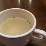 ふらんす亭 - ランチスープ