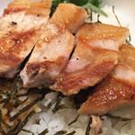 ふらんす亭 - 豚肉アップ