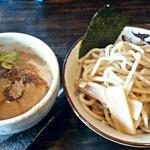 麺屋ジョニー - 【こってりつけ麺 (数量限定)】¥830