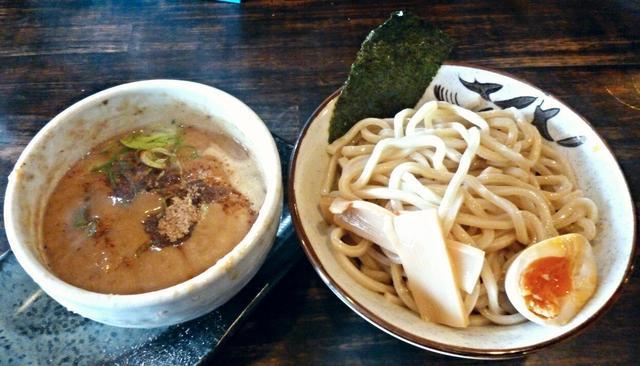 麺屋ジョニー 本店 - 【こってりつけ麺 (数量限定)】¥830