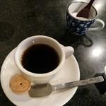 ごはんや うの花 - ドリンク写真:食後のコーヒー付きです!