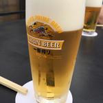 先斗町 魯ビン - beer