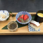 先斗町 魯ビン - 前菜1