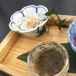 先斗町 魯ビン - 前菜3