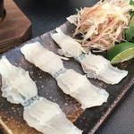 先斗町 魯ビン - 鱧しゃぶ