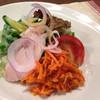 ピッツェリア ダルセーニョ ドゥエ - 料理写真:サラダ(ランチのセット)