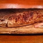 41509359 - 秋刀魚焼き