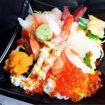 美乃和 - 料理写真:北海丼