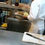 南蛮カレー - キャベツを盛って、ルーをかけて・・2010.5