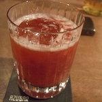 アズバー - イチゴのカクテル