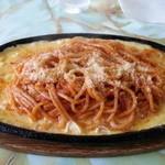 バロン - 料理写真:イタリアンスパゲティー 650円