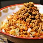 鶏そば十番156 - 海老辛担々麺