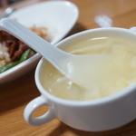 中華料理 優花菻 - セットスープ