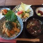 41516079 - ウニ丼(小)1188円