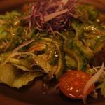 海彩 - ゴーヤサラダ