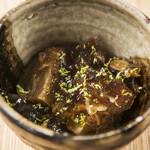 和味 大輔 - 十全ナスとみょうがのポン酢煮こごり~青柚子が香ります~