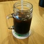 41518935 - ランチのアイスコーヒー