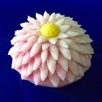 松楽菓子司 - 上生菓子 菊