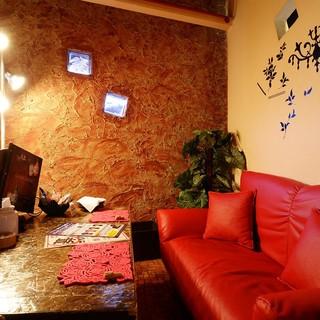 種類豊富な個室は、女子会や合コン、デートにもピッタリ♪