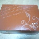 おだふじ - 【2010.3.6】ケーキの箱です☆