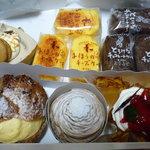 おだふじ - 【2010.3.6】美味しそうなケーキがたくさん☆