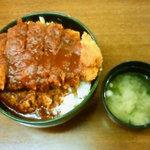 4152842 - 上ソースカツ丼(950円)