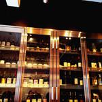 Italian Bar guri - guriさんの充実のワインセラー♪