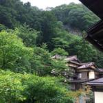 会津東山温泉 向瀧 -