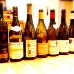 Italian Bar guri - この日いただいたワイン♪