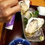 41521451 - 牡蛎刺し