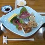 浜寿司 - ランチ(日替わり定食)