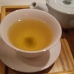 京はやしや 西武池袋店 - ◎ マスカットの煎茶