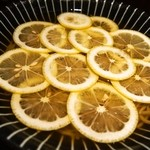 和豊 - 冷しレモンそば