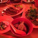 シンガポールスタイル・コピティアム - 料理いろいろ。