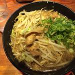 神戸ちぇりー亭 - 〜ラーメン:麺大盛り〜