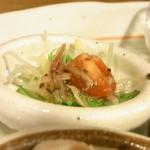 あか馬 - 野菜の生姜サラダ☆♪