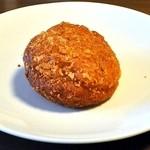 ベーカリー・カフェ・クラウン - ごろっとカツカレーパン¥180