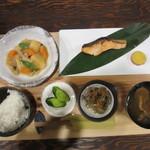 御厨 - 本日のお魚御飯 1050円