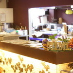 mimi - オープンキッチン