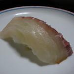 淡路島 さと味 - ☆鯛の握り(*^^)v☆