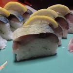 さと味 - ☆鯖の棒寿司(^_-)-☆