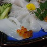 淡路島 さと味 - ☆烏賊&マナガツオ&イクラ☆
