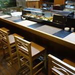 淡路島 さと味 - ☆カウンター席はこんな雰囲気です☆